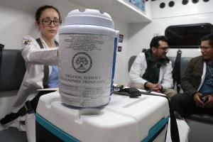 Médicos del Instituto Mexicano del Seguro Social (IMSS) llevaron a cabo la procuración multiorgánica y el trasplante de un hígado, dos riñones y dos córneas.