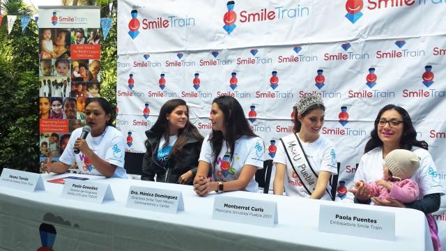 Smile Train brinda una solución sostenible al problema de Labio y Paladar Hendido en México al apoyar a médicos locales que atienden a pacientes con esta condición en 34 centros especializados.