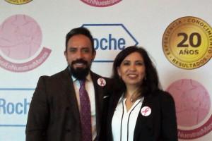 Para disminuir la mortalidad, en México las pacientes con cáncer de mama deben ser diagnosticadas con tumores operables de inicio y disponer para ellas de un tratamiento posquirúrgico efectivo