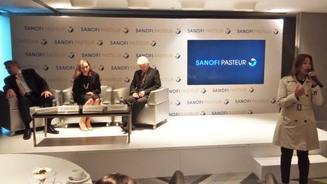 Como parte de su compromiso con la sociedad mexicana, Sanofi Pasteur trabaja en el abastecimiento de la vacuna para esta temporada.