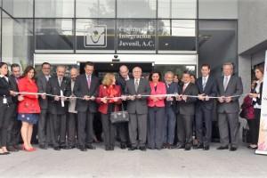 El Secretario de Salud, José Narro Robles, inauguró la nueva sede de este organismo. A la inauguración de la nueva sede de los CIJ, asistieron el representante de la OPS/OMS, Juan Manuel Sotelo Figueiredo, directores de Institutos Nacionales de Salud, funcionarios del CONADIC y representantes de la iniciativa privada.