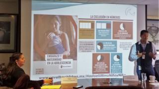 Dra. María del Carmen García Luna, Directora Médica de TEVA y Dr. Alejandro Rosas Balán, médico especialista en la Clínica Perinatal y Pediátrica de alto Riesgo (CEPPAR),