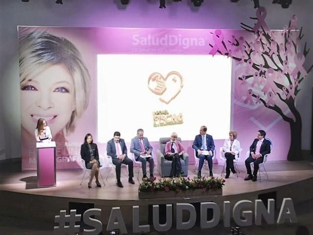 Salud Digna lanza su campaña #PonElPecho y llama a realizar una detección oportuna en la lucha contra el cáncer de mama