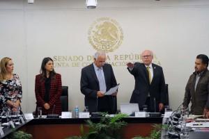 El titular de la Secretaría de Salud, José Narro Robles, consideró que México requiere de un servicio nacional de salud renovado y fortalecido, que ponga énfasis en lo preventivo y haga un uso eficiente y transparente de los recursos.