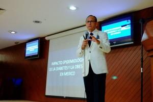 doctor Héctor Raúl Pérez Gómez, director general del Hospital Civil de Guadalajara