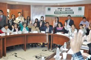 Comisión De Derechos De La Niñez Y Adolescencia, 2ª Reunión Ordinaria 21 De Noviembre Del 2018
