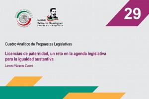 Licencias de paternidad: un reto en la agenda legislativa para la igualdad sustantiva
