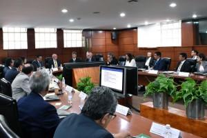 El Secretario de Salud, José Narro Robles, encabezó la Reunión del Comité Nacional de Arranque Parejo en la Vida.