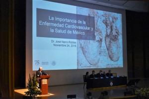 Solo en 2017 hubo 92 mil 524 defunciones por Infarto Agudo al Miocardio