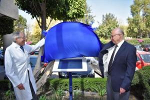 Inauguró equipamiento de última generación, único en América Latina