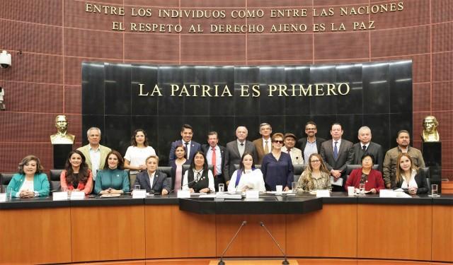 Reunión en conferencia de las comisiones de Salud de las Cámaras de Senadores y de Diputados