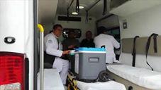 """Procuración multiorgánica enDurango para ser transplantados enHospital """"La Raza"""" del IMSS"""