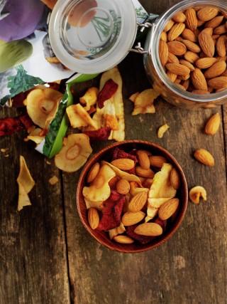 Sin importar el sabor con el que las prefieras, siempre hay una manera de convertir a las almendras en el snack ideal.
