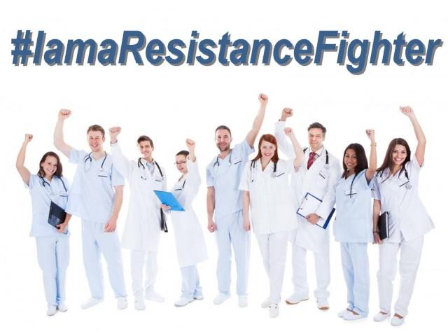 """La campaña """"Soy un luchador de la resistencia"""", busca comprometer a la población para tomar medidas adecuadas que ayuden a reducir las tasas de incidencia de RAM."""