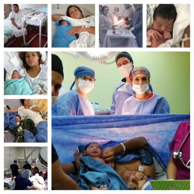 A las 00:00 horas de este 01 de enero también ocurrieron nacimientos en el Estado de México y en Hidalgo.Al menos un hospital de la Secretaría de Salud de cada entidad federativa registró el nacimiento de un bebé durante los primeros minutos