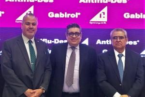 Doctor Jose Luis Sandoval, Francisco Larrondobuno y Dr. José Luis Arredondo
