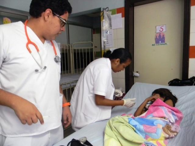 Médicos Sin Fronteras apoya a entidades de salud en Honduras para combatir la epidemia de dengue