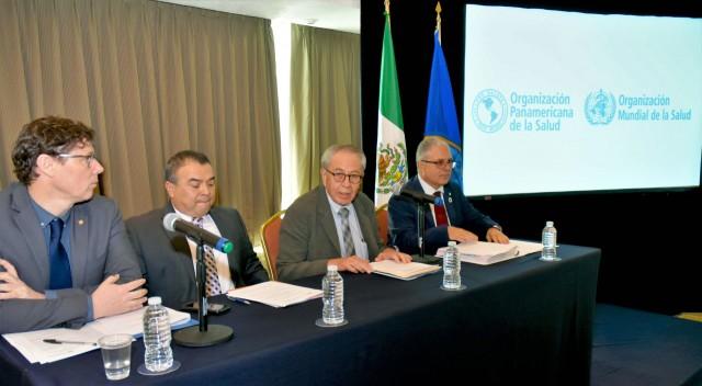 """Como líder, México será sede de la presentación del informe """"Salud Universal en el Siglo XXI: 40 Años de Alma-Ata"""", de la Comisión de Alto Nivel"""