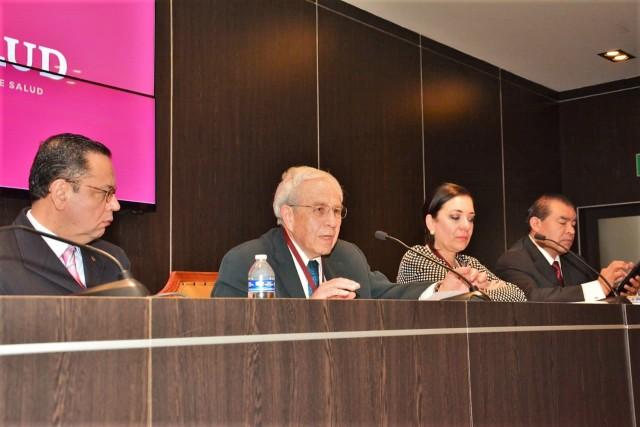 Concluyó la Primera Reunión Ordinaria del Consejo Nacional de Salud (CONASA) que se realizó en la Ciudad de México.