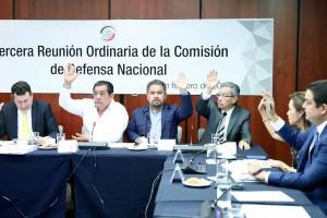 La comisión respectiva, realizó reformas a la Ley del ISSFAM.