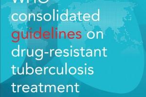Existe una necesidad crítica de recomendaciones de políticas basadas en evidencia en el Tratamiento y atención de pacientes con TB resistente, según la evidencia más reciente y completa disponible.