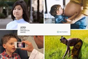 Conceptos innovadores con el potencial de generar un cambio sostenible y sistemático honrados por la Fundación Bayer / Premios a 5 iniciativas internacionales que pueden ayudar a mejorar muchos millones de vidas / Alrededor de 650,000 EUR presentados a 39 iniciativas que ofrecen nuevas soluciones para mejorar las condiciones de vida desde 2010