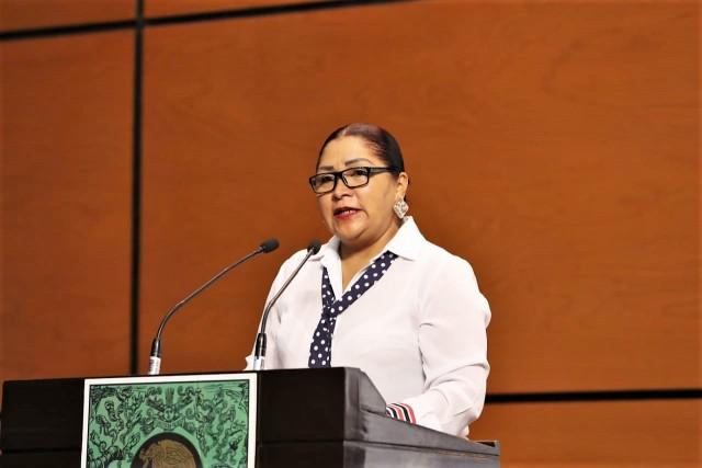 Avances de las mujeres en política no son cuotas de género; es por nuestra capacidad: diputada Rosete