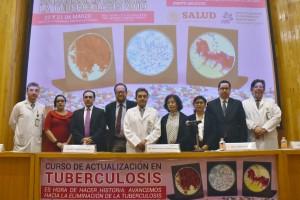 El INER, centro de referencia nacional para enfermos con tuberculosis, donde se diagnostican alrededor de 350 y 400 casos anuales.