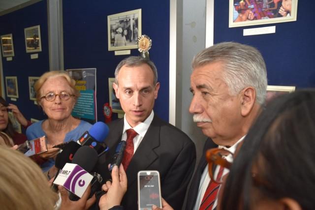 La corrupción desvió la agenda pública de salud, López Gatell-Ramírez Subsecretario de Prevención y Promoción de la Salud.