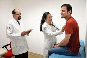Está a cargo de la Facultad de Medicina y se ubica en el octavo piso de la Torre UNAM, en Tlatelolco.