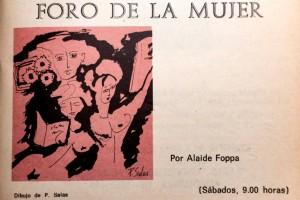 La poeta Alaíde Foppa y la feminista Elena Urrutia crearon este espacio de libre expresión para las voces discordantes de las mujeres, entre los años 70 y 80