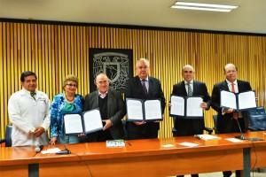 Se pretende que la investigación universitaria impacte en el mercado, dijo Germán Fajardo Dolci, director de laFacultad de Medicinade la UNAM