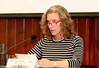 Ana Buquet, directora del Centro de Investigaciones y Estudios de Género (CIEG).