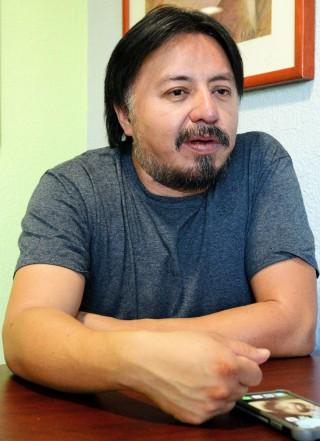 Hugo Sánchez, académico de la Facultad de Psicología