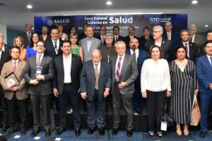 """El Secretario de Salud, Jorge Alcocer Varela dictó la Conferencia Magistral """"Universalidad de los Servicios de Salud/Plan de Gobierno en Salud"""""""