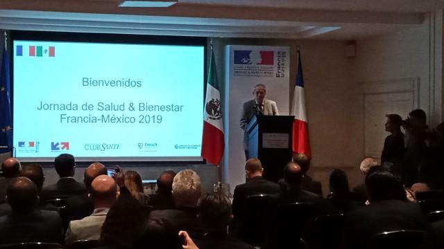 El Secretario de Salud Jorge Alcocer Varela convoca a trabajar unidos para no dejar a nadie atrás.