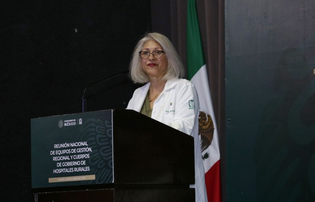 La titular de IMSS BIENESTAR, Gisela Lara Saldaña, señaló que este programa es un pilar fundamental que atiende a los grupos más vulnerables.