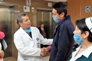 Es el sexto procedimiento de este tipo que realizan especialistas del IMSS en el Hospital General de La Raza en los últimos seis años.