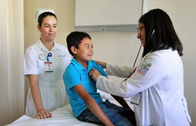 En el servicio de Otorrinolaringología Pediátrica del CMN La Raza se brinda consulta a cinco mil 500 pacientes al año y se presentan hasta 800 casos nuevos.