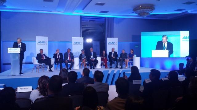 Mesa de líderes: la investigación en la salud, oportunidades de innovación para México en Semana de Innovación, Digital Health Forum 2019