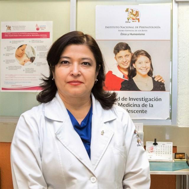 Dra. Norma Velázquez Ramírez