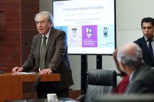 doctor Jorge Alcocer, secretario de Salud