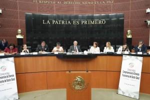 Senadores se reunirán esta semana con representantes de Hacienda, Salud, el Seguro Popular y la industria farmacéutica.