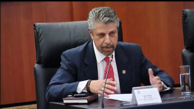 Rafael Gual Cosío