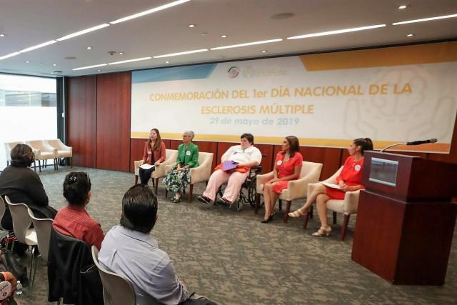 """Primer día nacional de """"Esclerosis múltiple"""""""