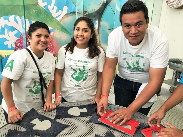 Amway de México recibe el Distintivo ESR® 2019 por décimo cuarto año consecutivo