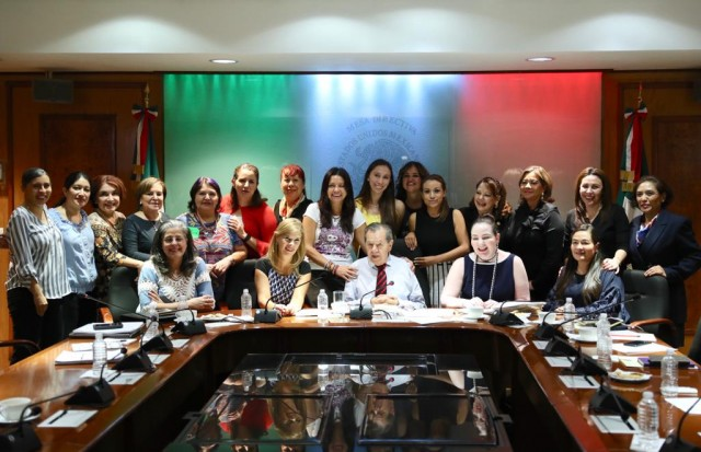 Necesarios, instrumentos legales que garanticen igualdad sustantiva y derechos de las mujeres: Porfirio Muñoz Ledo