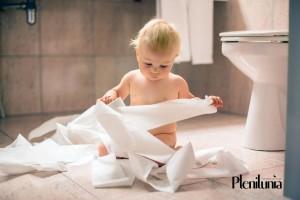 ¿Sabes si tu pequeño está listo para dejar el pañal?