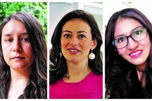 Ana Belén Salinas Abarca, María de Jesús Chávez Canales y Lucía Mendoza Viveros  recibirán la Beca para Mujeres en la Ciencia L'Oréal-Unesco-Conacyt-AMC 2019.