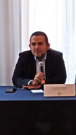 Erick Antonio Ochoa de Salud Justa Mx